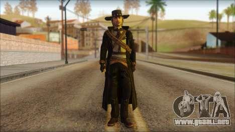 Ray McCall Gunslinger para GTA San Andreas