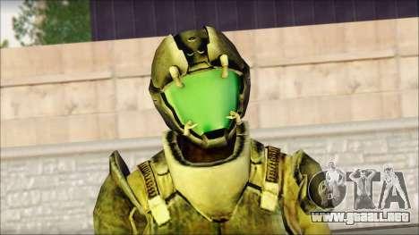 Crew from Dead Space 3 para GTA San Andreas tercera pantalla