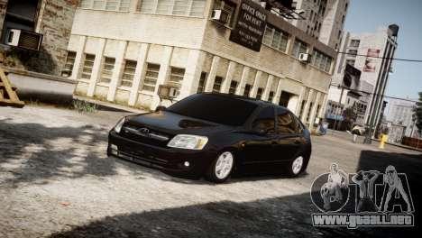 Lada Granta para GTA 4