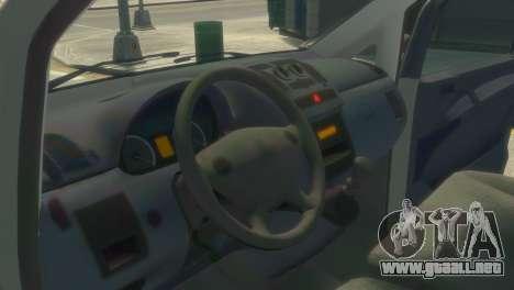 Mercedes-Benz Vito Sport-X para GTA 4 visión correcta