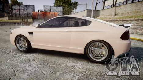 GTA V Bollokan Prairie Wheel2 para GTA 4 left