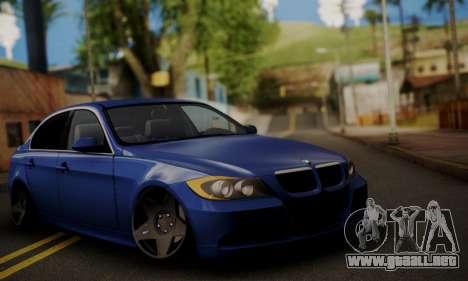 BMW M3 E90 Stance Works para GTA San Andreas
