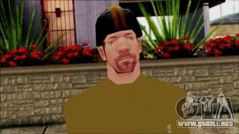 Wmymoun from Beta Version para GTA San Andreas tercera pantalla
