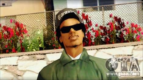 Eazy-E Green v2 para GTA San Andreas tercera pantalla