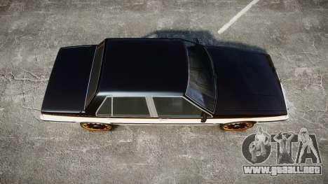 Willard Watch Dogs Black Viceroys para GTA 4 visión correcta