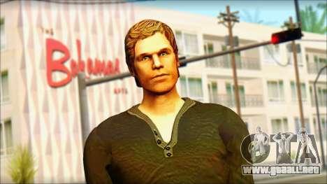 New Dexter para GTA San Andreas tercera pantalla