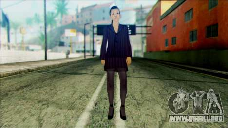 Sofybu from Beta Version para GTA San Andreas