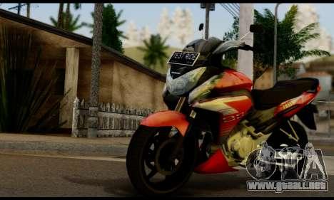 Honda CS1 para GTA San Andreas