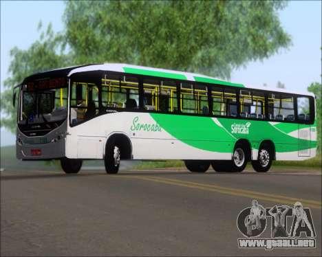 Comil Svelto BRT Scania K310IB 6x2 Sorocaba para el motor de GTA San Andreas