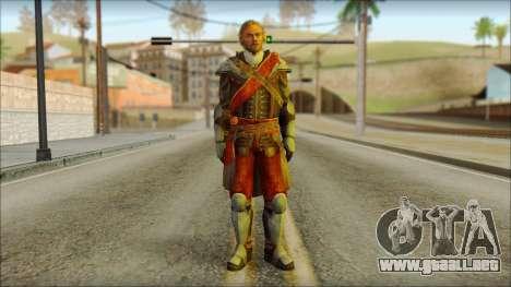 Edward Kenway Assassin Creed 4: Black Flag para GTA San Andreas