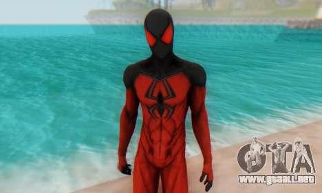 Skin The Amazing Spider Man 2 - Scarlet Spider para GTA San Andreas