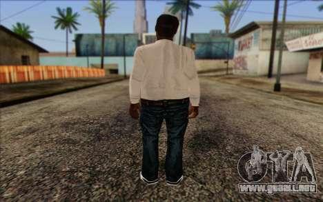 N.W.A Skin 1 para GTA San Andreas segunda pantalla