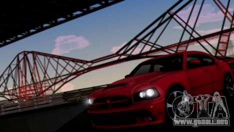 ENBSeries Multiplayer Expierence para GTA San Andreas segunda pantalla