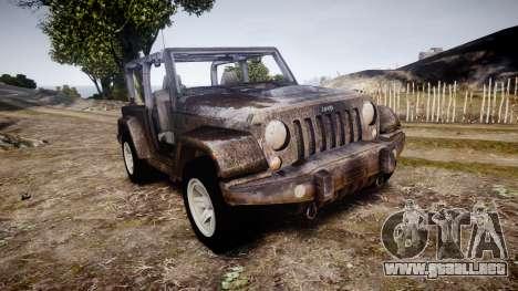 Jeep Wrangler Unlimited Rubicon para GTA 4