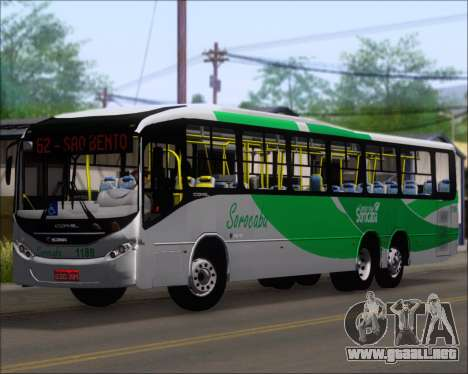 Comil Svelto BRT Scania K310IB 6x2 Sorocaba para GTA San Andreas