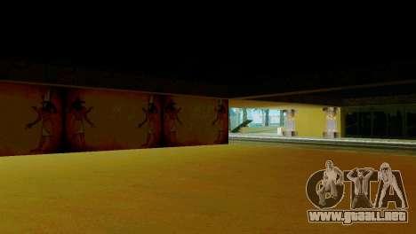 Nuevas texturas de la pirámide en Las Venturas para GTA San Andreas tercera pantalla