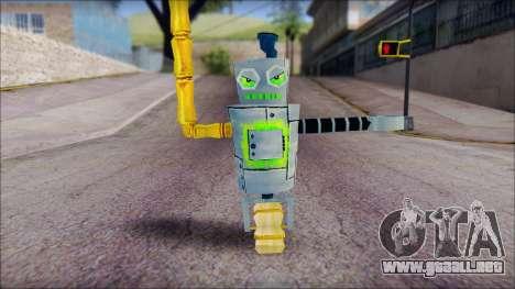 Hamsmp from Sponge Bob para GTA San Andreas