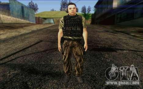 Asano from ArmA II: PMC para GTA San Andreas