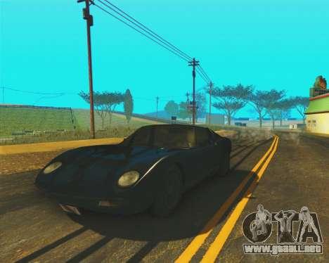 LS ENB by JayZz para GTA San Andreas quinta pantalla