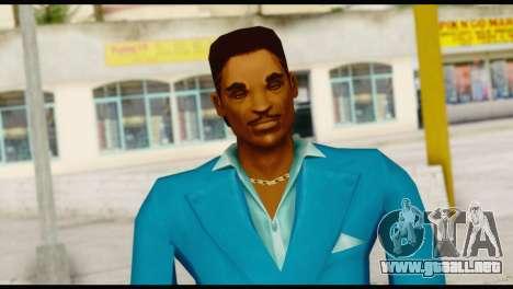 Lance Suit para GTA San Andreas tercera pantalla