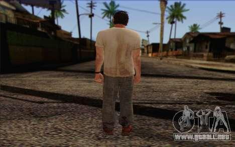 Trevor Phillips Skin v3 para GTA San Andreas segunda pantalla