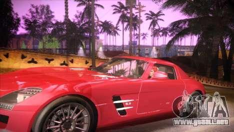 ENB Brandals v3 para GTA San Andreas segunda pantalla