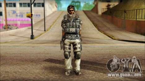 Veterano (M) v2 para GTA San Andreas