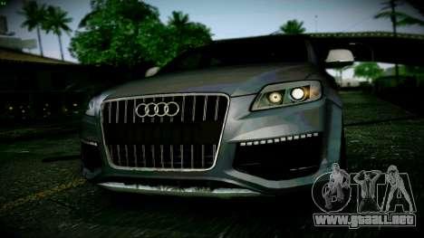 ENB series by Anonim para GTA San Andreas segunda pantalla