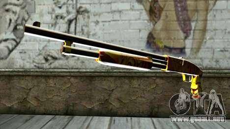 Dash Shotgun para GTA San Andreas