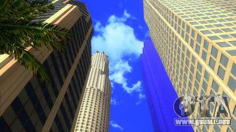 De texturas en HD de cuatro rascacielos en Los S para GTA San Andreas décimo de pantalla