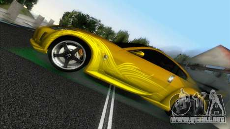 Nissan 350Z Veiside Chipatsu para GTA Vice City visión correcta