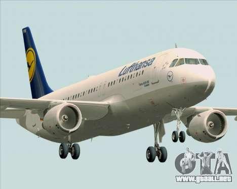Airbus A320-211 Lufthansa para GTA San Andreas
