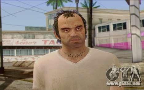 Trevor Phillips Skin v3 para GTA San Andreas tercera pantalla