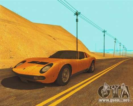 LS ENB by JayZz para GTA San Andreas tercera pantalla