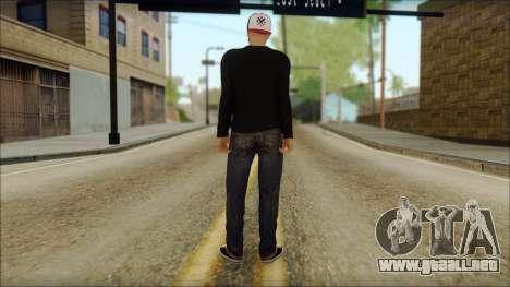 Bandit The Original para GTA San Andreas segunda pantalla