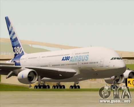Airbus A380-861 para GTA San Andreas