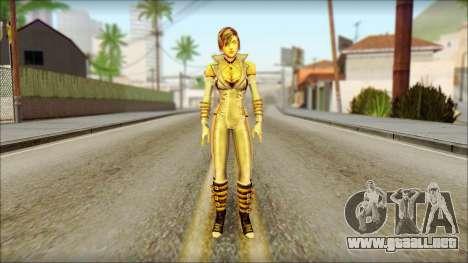 Reiko para GTA San Andreas