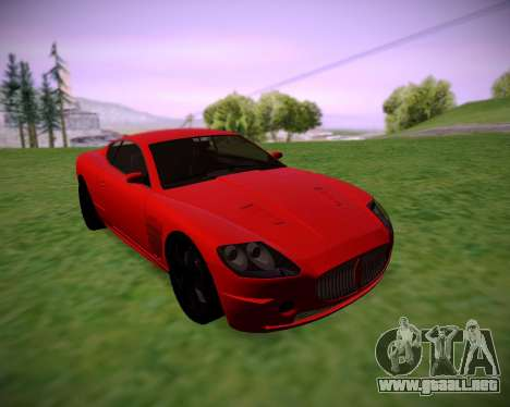 F620 from GTA V para GTA San Andreas