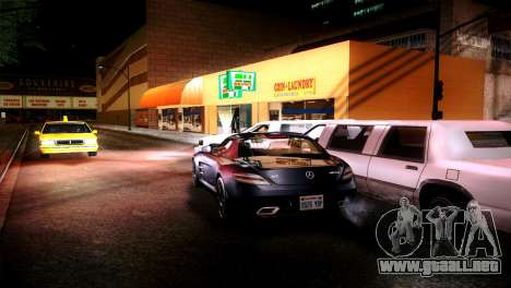ENB Brandals v3 para GTA San Andreas