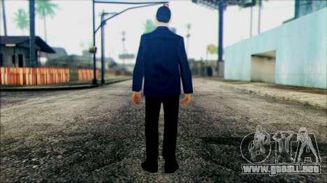 Somybu from Beta Version para GTA San Andreas segunda pantalla