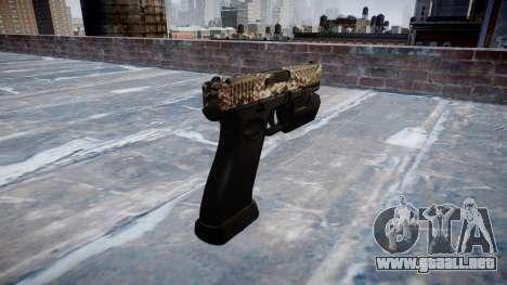 Pistola Glock 20 viper para GTA 4 segundos de pantalla