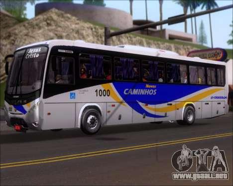 Marcopolo Ideale 770 - Volksbus 17-230 EOD para GTA San Andreas