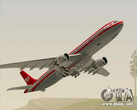 Airbus A330-300 LTU International para GTA San Andreas