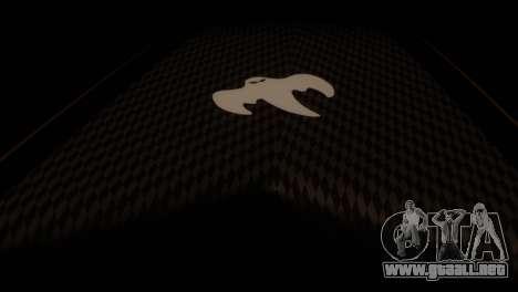 Koenigsegg Agera R para la visión correcta GTA San Andreas