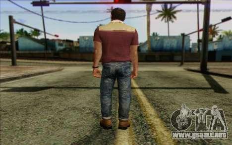 Trevor Phillips Skin v6 para GTA San Andreas segunda pantalla