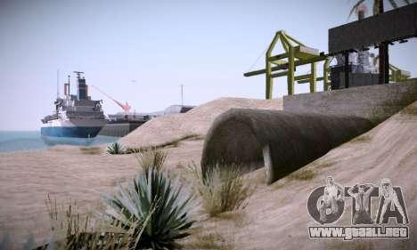 Graphic mod for Medium PC para GTA San Andreas tercera pantalla