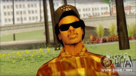 Eazy E Lumberjack Skin para GTA San Andreas tercera pantalla
