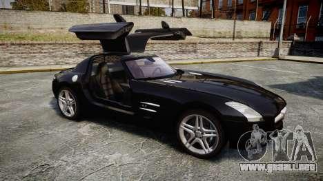 Mercedes-Benz SLS AMG [EPM] para GTA 4 vista interior
