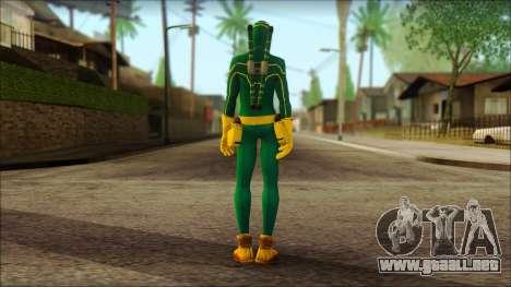 Kick Ass 2 Dave v2 para GTA San Andreas segunda pantalla