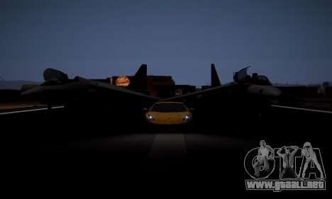 ENB Series by phpa v5 para GTA San Andreas novena de pantalla